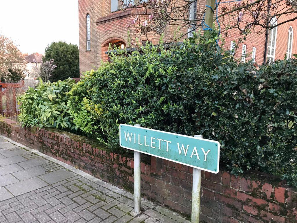 Willett Way