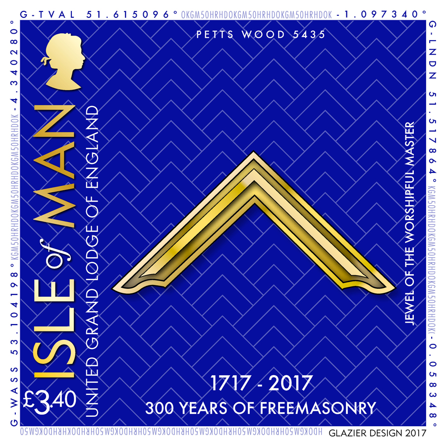 The £3.40 Stamp